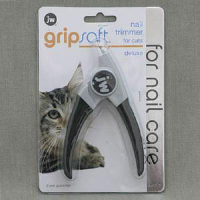 Когтерез-гильотина для кошек Grip Soft Deluxe - Nail Trimmer
